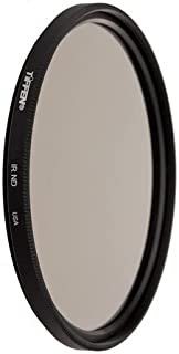 Tiffen W77IRND15 77mm Filter with Combination Neutral Density (ND) 1.5 Infrared (IR), Reduces ISO to 1/32