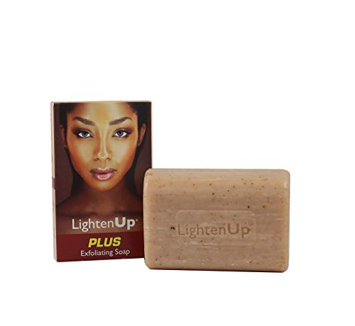 LightenUp Exfoliating Soap 200g - Exfoliating and Brightening Properties, with Apricot and Glycerin
