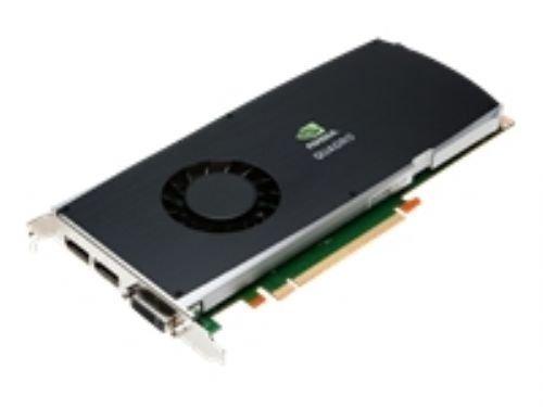 PNY Quadro FX3800 PCI E x16 1024MB GDDR3 BLK 2xDisplayPort 1xDVI I DL 3D Stereo SLI Fuer Windors7VistaXP2000Linux