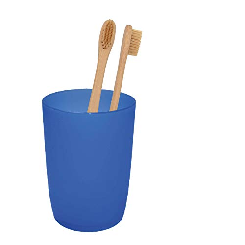 L+H Zahnputzbecher aus hochwertigem Kunststoff im Set | Mundspülbecher für Kinder & Erwachsene | Ideal Als Zahnputz-Becher Trinkbecher Zahnbürstenhalter