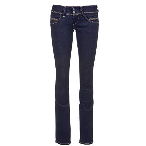 Pepe Jeans Venus Jeans Damen Blau / M15 - DE 36/38 (US 29/30) - Straight Leg Jeans