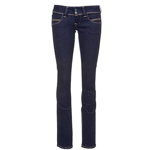 Pepe Jeans Venus Jeans Donne Blu - IT 40 (US 26/32) - Jeans Dritti