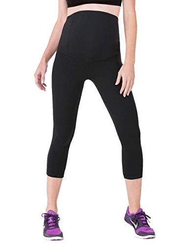 Ingrid & Isabel Maternity Workout Capri
