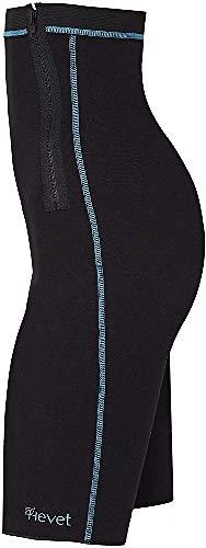 Teyder 921PT-10-M - Hevet Slimcell Pantalón Reductor Con Cremallera, Mediano Azul ✅