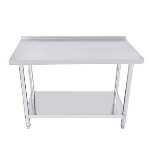 ikea rvs tafel