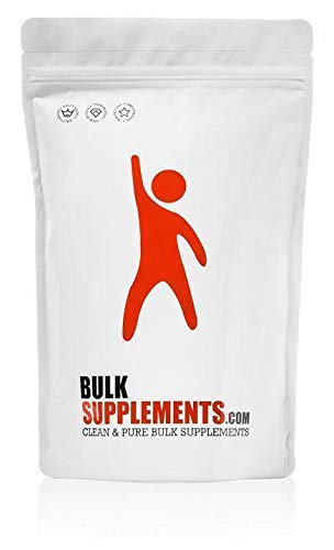 BulkSupplements.com Whey Protein Isolate Powder 90% (1 Kilogram)