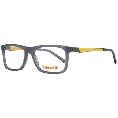 Timberland Unisex-Erwachsene TB1565 Sonnenbrille, Grau (Grigio), 53.0
