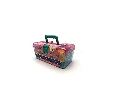 Tachan - Maletín con juego de te 33 piezas, rosa (Tachan 7288308)