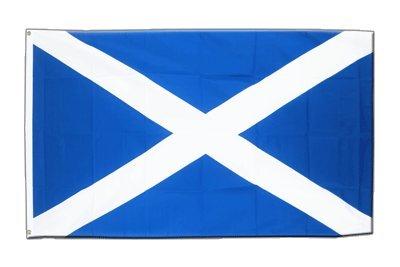 Schottland hellblau Flagge, schottische Fahne 90 x 150 cm, MaxFlags®
