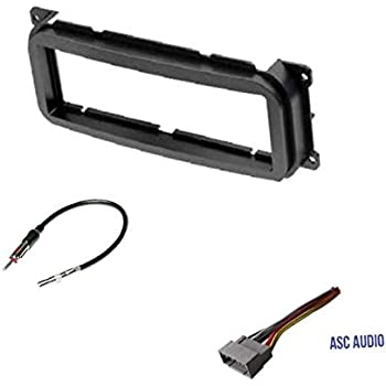 [SCHEMATICS_4JK]  Amazon.com: Car Stereo Dash Kit, Wire Harness, Antenna Adapter for  Installing a Single Din Radio for Some 2002-2004 Jeep Grand Cherokee,  2002-2007 Jeep Liberty, 2003-2006 Jeep Wrangler: Car Electronics | 2004 Jeep Liberty Stereo Wiring Harness |  | Amazon.com