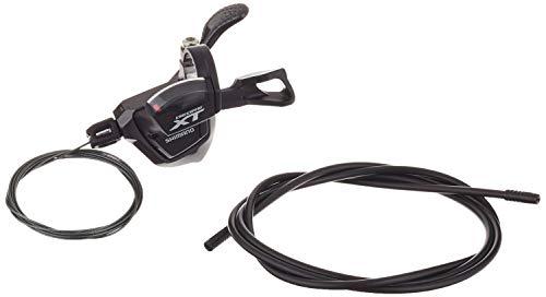 Shimano SL-M8000-L, Umschalttaste Unisex links, Schwarz, 2x 3x