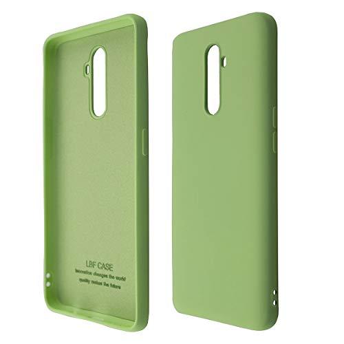 caseroxx TPU-Hülle für Realme X2 Pro, Handy Hülle Tasche (TPU-Hülle in grün)