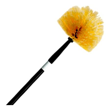 Ettore 1-Pack 31028 Professional Cobweb Duster with Pole