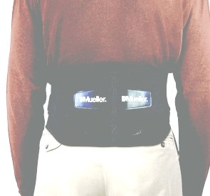 Mueller 64179 Adjustable Back Brace