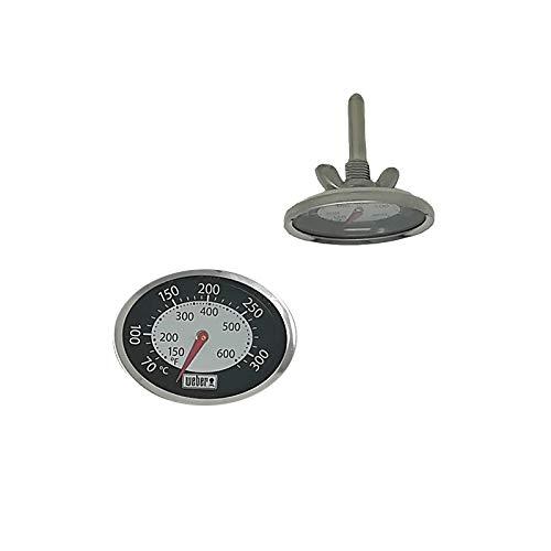 Weber Ersatzteil Deckelthermometer Q 1200-/ 2200 Serie ab 2014 Nr. 66546/60071