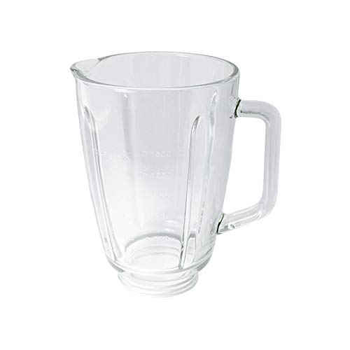 Bol en verre pour Mixeur/Blender Lagrange - Capacité 2 L bruts - 1,5 L utile.