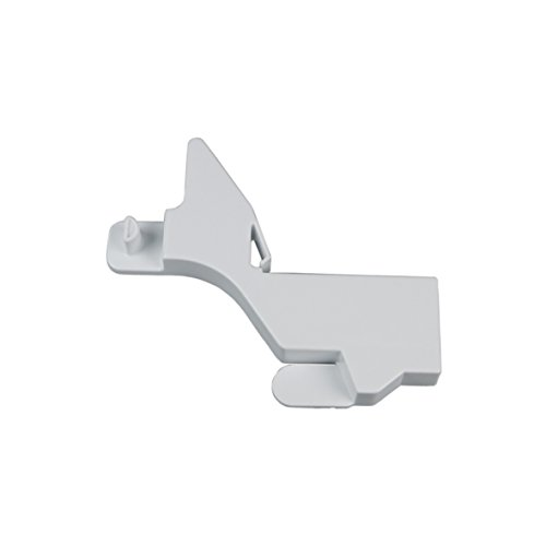 ORIGINAL Bosch Siemens 00657906 657906 Gefrierfachklappenhalter Halter Gefrierfachklappe links Gefrierschrank u. a. 3GF8300B/01, GS29NVW30G/04, GS36NBW30/08