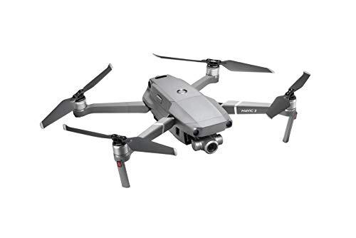 DJI Drohne Mavic 2 Zoom Quadkopter, Faltdesign 12MP Kamera FullHD 8km Reichweite