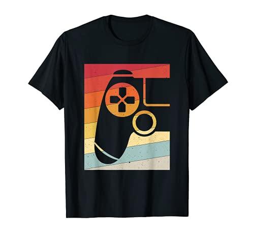 Controlador de gaming retro vintage Camiseta