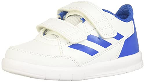 Adidas Altasport CF I, Zapatillas Unisex niños, Blanco (Footwear White/Blue/Blue 0), 27 EU