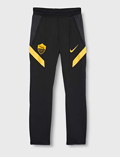 NIKE Roma Y NK Dry Strke Pant KP Sport Trousers, Unisex niños, Black/University Gold/University Gold no Sponsor-plyr, XL