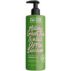 Not Your Mothers Naturals Shampoo Green Tea and Wild Apple Blossom, 16 Ounce