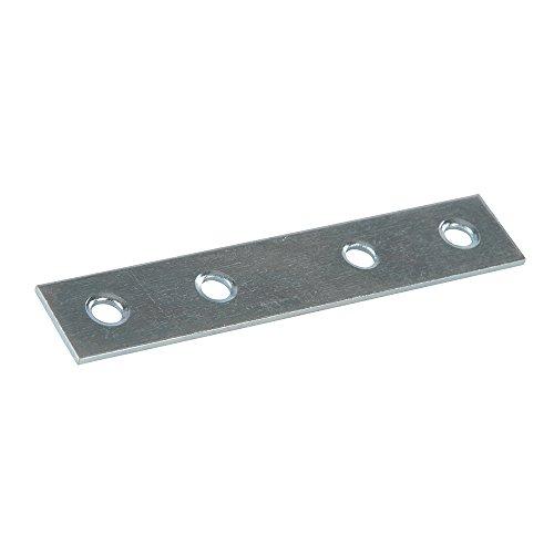 Fixman 844905 Reparaturbleche, 10er-Pckg, silber