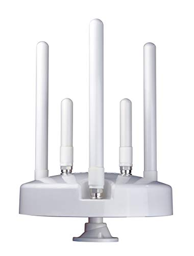 Winegard Company WF-200M Connect 4G1xM (4G LTE + WiFi Extender) for Boats - White