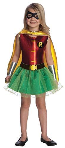 Justice League Child's Robin Tutu Dress - Toddler