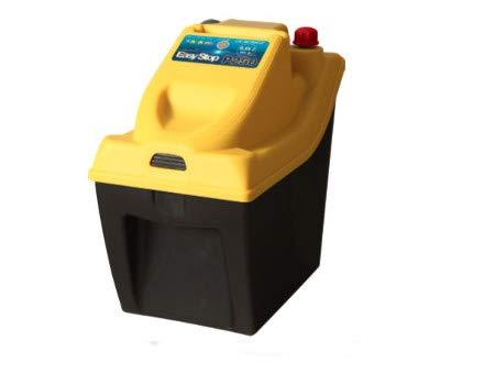 Lacme EASYSTOP P250 Elettrificatore a Batteria, Nero/Giallo