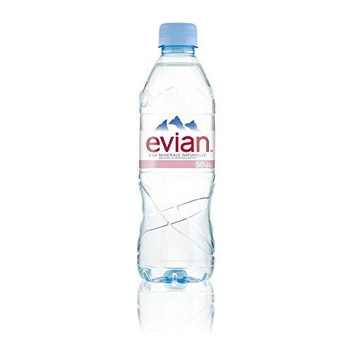 Evian stilles Mineralwasser 24 x 500ml
