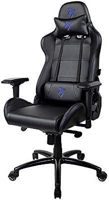 Arozzi Verona-SIG-PU-BL Computer Gaming/Office Chair, Blue