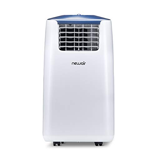 NewAir AC-14100H 14,000 BTU Portable Air Conditioner Plus Heater