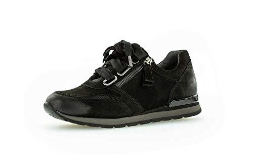 Gabor Sneaker Low 36.365.47 zwart