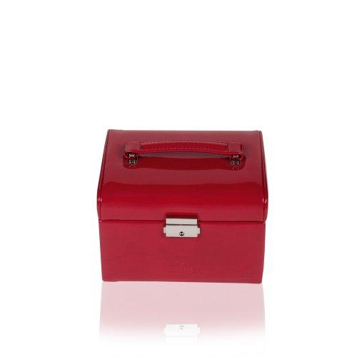 Preisvergleich Produktbild WINDROSE Glamour Charmbox Schmuckkoffer 17, 5 cm