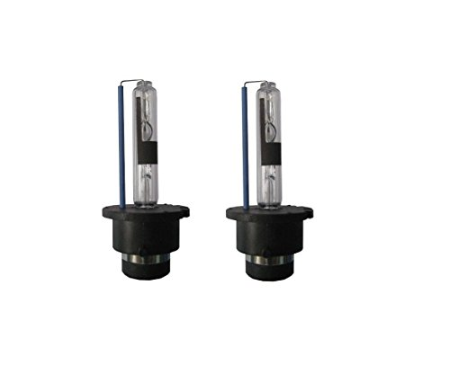 D2R Set mit zwei Xenon Brenner P32D-3 HID 6000K 35W mit E-Prüfzeichen Ersatz Lampen INION ®