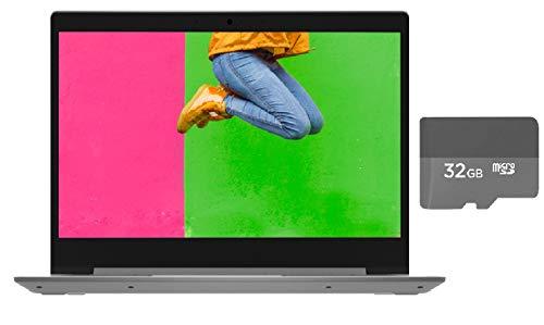 Lenovo Ideapad 1 14 inch HD Premium Laptop Bundle Woov 32G SD Card | AMD A6-9220e | 4GB RAM | 64GB eMMC | Wireless-AC | Microsoft 365 Personal (1 Year) | Windows 10