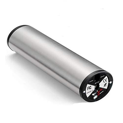 TWDYC Bomba de presión de neumáticos de neumático eléctrico de compresor de Aire Recargable para neumáticos de automóvil con luz de Emergencia LED