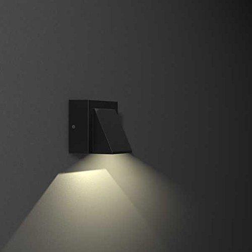RZB Zimmermann LED-Wandleuchte 611984.0031 3000K 80x66x75 Home 105 Decken-/Wandleuchte 4051859152019