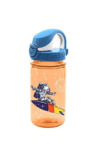 Nalgene Swimline Cheers Burbuja Champagne Piscina, astronauta naranja, 12 onzas