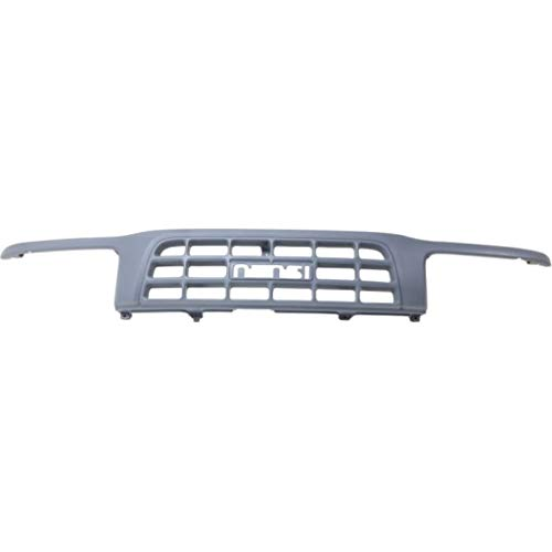 For Isuzu Amigo/Rodeo Grille Assembly 1998 1999 | Primed Shell & Insert | Plastic | IZ1200131 | 8971757080