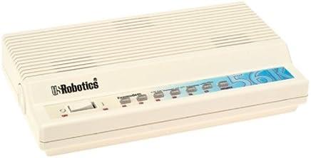 U.S. Robotics 005686-03 56K V.90 External Fax Modem [並行輸入品]