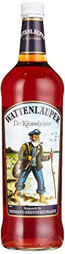 Wattenläuper Spirituose mit Kräutern, mit 32% vol, 0.7 l