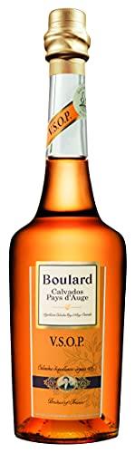 Calvados Boulard V.S.O.P. 40%vol Appellation du Pays dAuge Contrôlée Obstbrände (1 x 700ml)