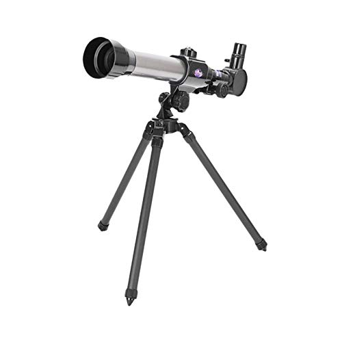 Portable Telescope for Kids,children & Beginners, Professional Telescopes for Astronomy Beginners Science Telescope with Tripod and 3 Magnification Eyepieces