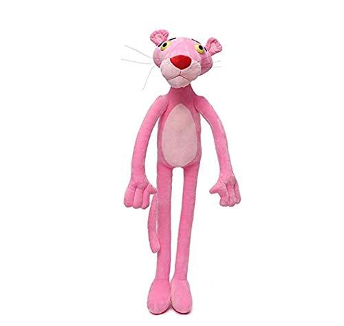 jsadfojas - Pantera de Peluche (60 cm), Color Rosa