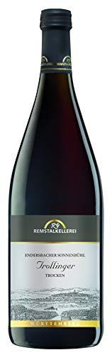 Württemberger Wein Endersbacher Sonnenbühl Trollinger QW trocken (1 x 1,0l)