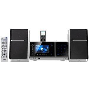 JVCケンウッド ビクター iPod対応&ワンセグ対応オーディオシステム ブラック NX-TC5-B