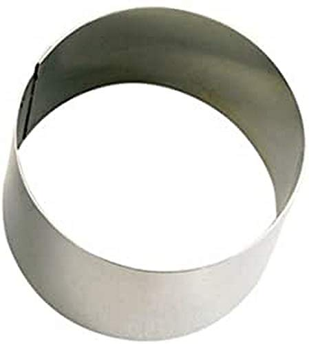 DE BUYER -3989.07 -cercle collectivite inox ht 45 ø 7