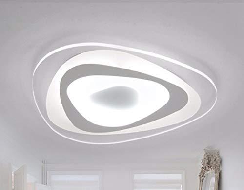 Ultrafina Moderna Lámpara de Pared-de Techo LED Para la luz de las Luces de Techo Casera de la Sala de Estar 13W Triángulo Blanco Frio